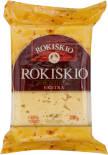 Сыр Rokiskio Ekstra 45% 250г