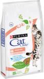 Сухой корм для кошек Cat Chow Sensitive Птица и лосось 7кг