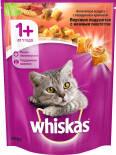Сухой корм для кошек Whiskas Вкусные подушечки с паштетом Ассорти с говядиной и кроликом 800г