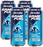 Напиток Adrenaline Game Fuel энергетический 449мл