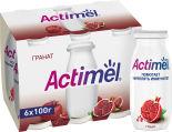 Напиток Actimel Гранат 2.5% 100мл