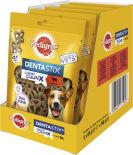 Лакомство для собак Pedigree Dentastix Жевательные кусочки со вкусом говядины 68г