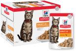 Влажный корм для кошек Hills Science Plan Adult с курицей 85г