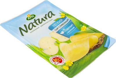 Сыр Arla Natura Сливочный легкий 30% 150г