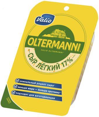 Сыр Oltermanni Легкий 33% 120г