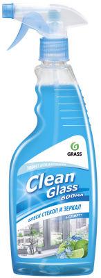 Чистящее средство Grass Clean Glass для стекол и зеркал 600мл