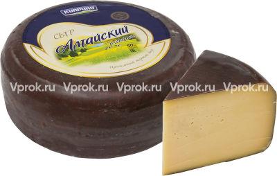Сыр Киприно Алтайский 50%