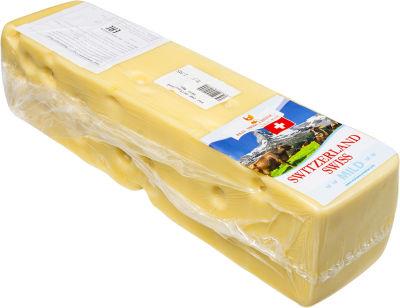 Сыр Real Swiss Cheese Switzerland Mild 48% 0.1-0.3кг