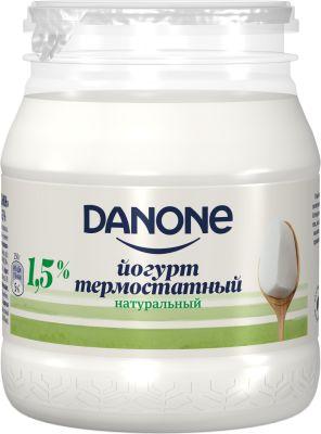 Йогурт Danone Термостатный 1.5% 250г
